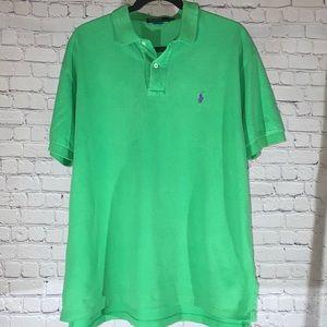 Men's Polo by Ralph Lauren Classic Mesh Polo Shirt